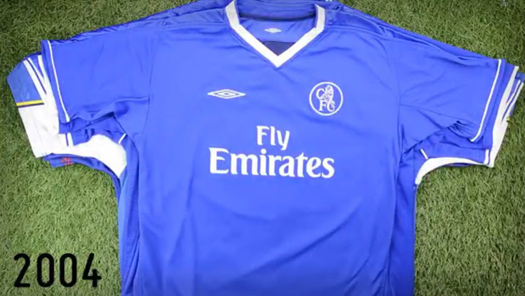 brand new dcd8b ca0d8 Hello Nike - Here Are All Chelsea Premier League Home Kits ...