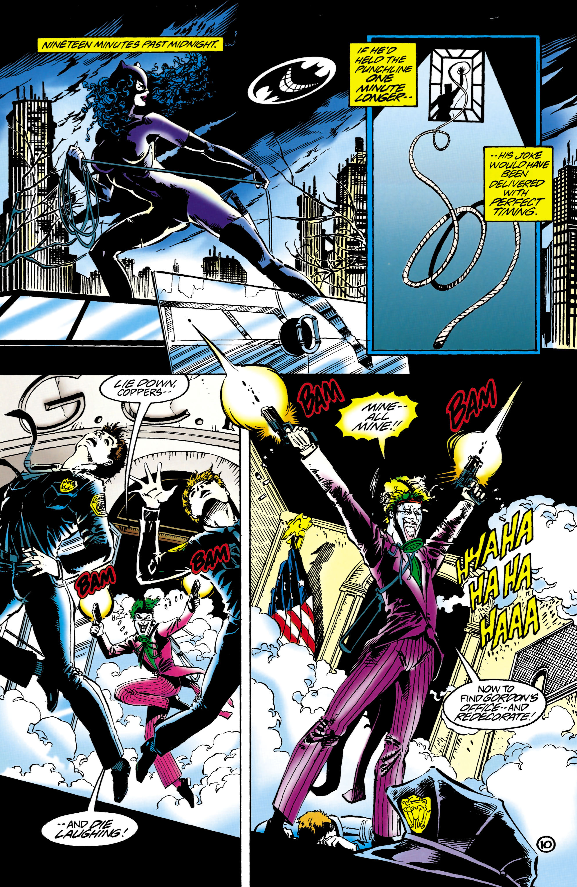 Catwoman (1993) Issue #39 #44 - English 11