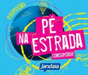 Cadastrar Promoção Jandaia Cadernos 2017 2018 Pé na Estrada Viagens