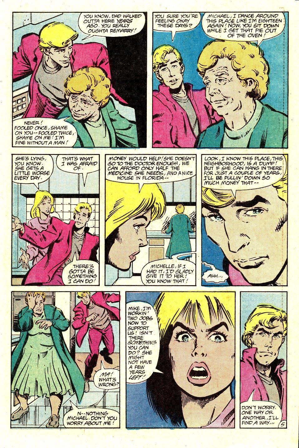 Read online Secret Origins (1986) comic -  Issue #35 - 7