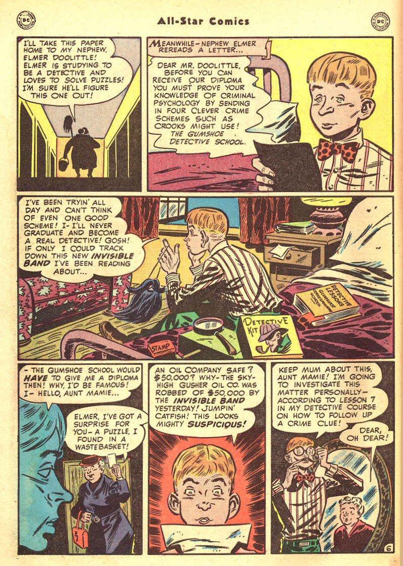 Read online All-Star Comics comic -  Issue #46 - 8