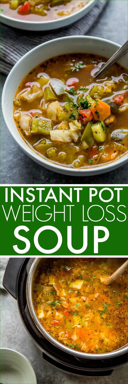 INSTANT POT WEIGHT LOSS SOUP RECIPES