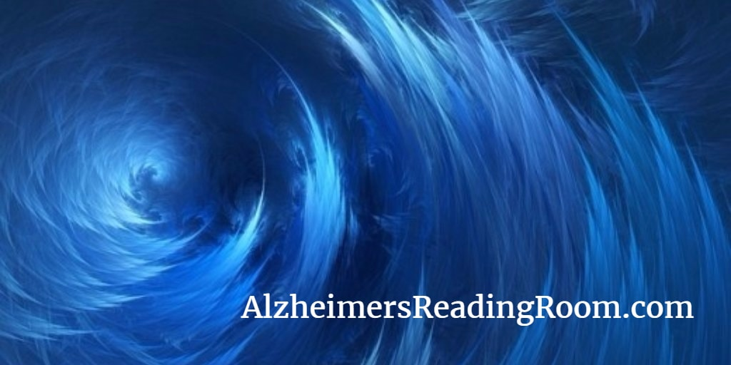 Blue dress test for alzheimers