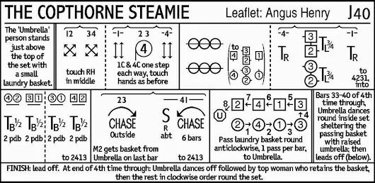 The Copthorne Steamie - Scottish Country Dance Society, Inc