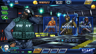 All Strike 3D (Huaxion 3D) Mod APK Offline for Android  - wasildragon.web.id