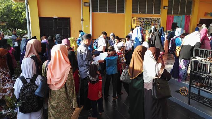 Cara Mohon Sekolah Tahfiz Ulul Albab KPM
