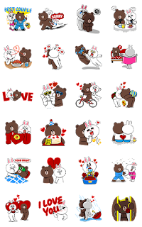 2/16/2016 New Free Line Stickers