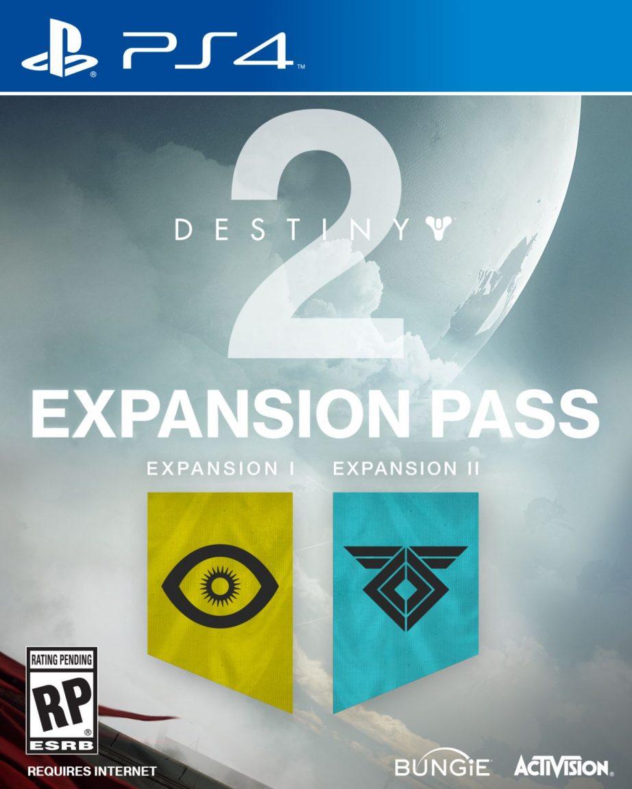 Destiny 2 filtra dos de sus expansiones: Osiris y Rasputin
