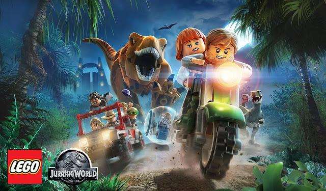 LEGO Jurassic World APK OBB