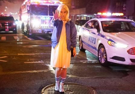 Anne Curtis as Stranger Things' 11