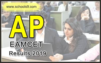 Andra Pradesh EAMCET Exam Results 2019