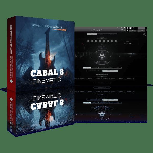 Wavelet Audio Cabal 8 KONTAKT Library