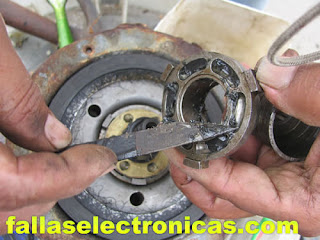 como reparar transmisión lavadora GE Mabe