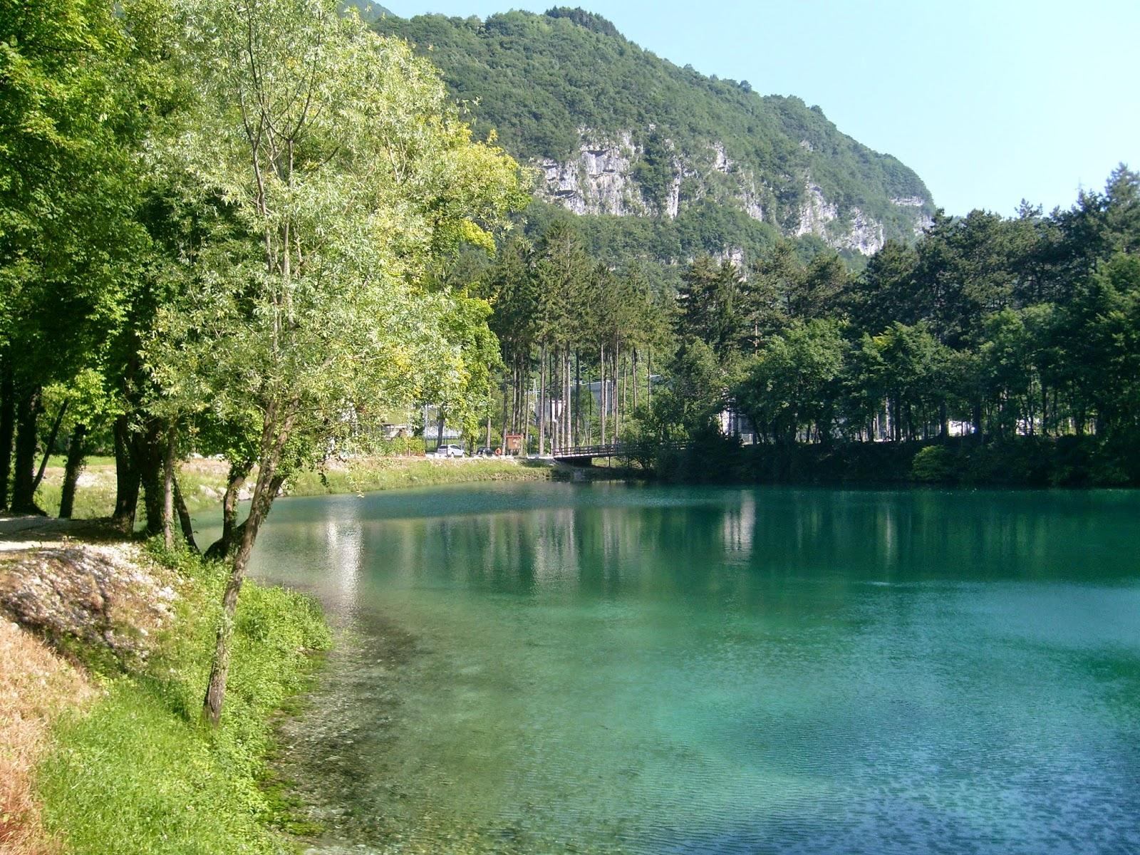 Itinerari nel veneto i laghi della val lapisina for Disegni di laghi