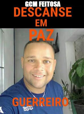 No réveillon Guarda Civil de Taboão da Serra é assassinado por PM dentro de sua casa em Itapecerica da Serra