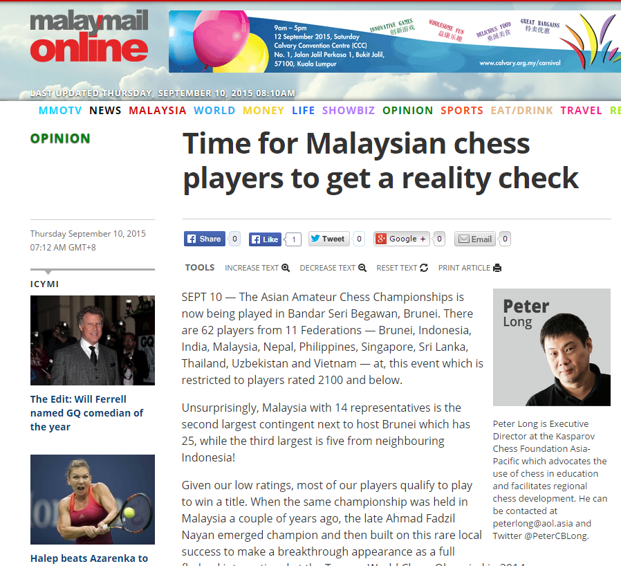 Malaysia malay newspaper online