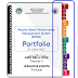 Ready to Print - Cut - Paste RPMS Tabs with Label to Showcase Portfolio Elements
