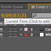 Timecode, Panduan, Cara, After Effects, Dasar-dasar After Effects, motion design, Motion Graphics, Tutorial,