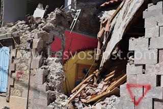 Αίτημα για την παράταση των προθεσμιών τακτοποίησης των φορολογικών υποχρεώσεων των πληγέντων από τον σεισμό της 12/06 στην Λέσβο