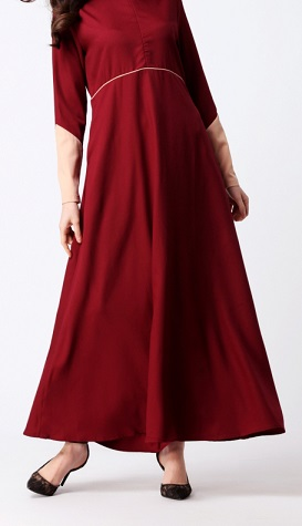 NBH0490 INAAN JUBAH (MATERNITY N NURSING FRIENDLY)