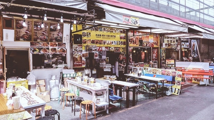 Guide to Ameyoko Shopping Street