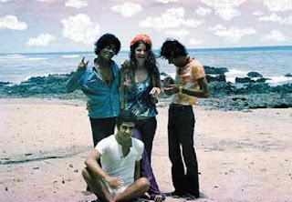 Piti,Janis Joplin na Bahia em 1970