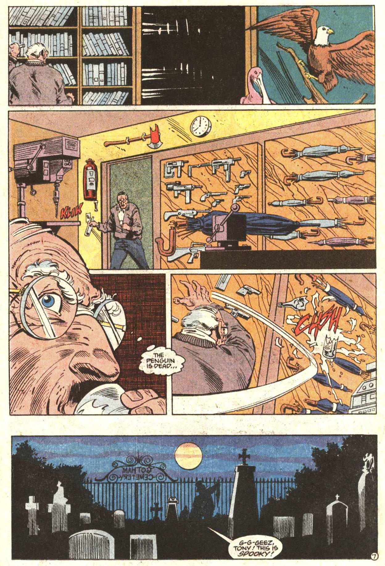 Detective Comics (1937) 610 Page 7