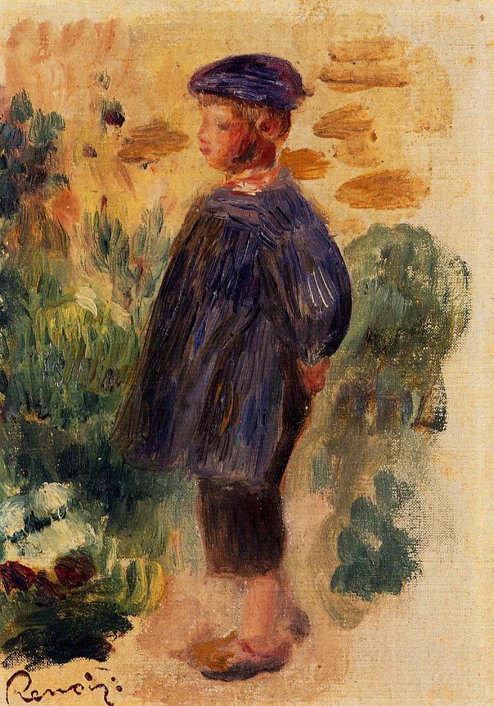 Renoir, My Father (Jean Renoir) | Grant me bookshelves |Renoir Portraits