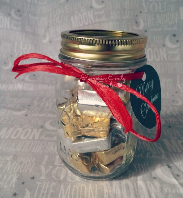 Mason Treat Jar