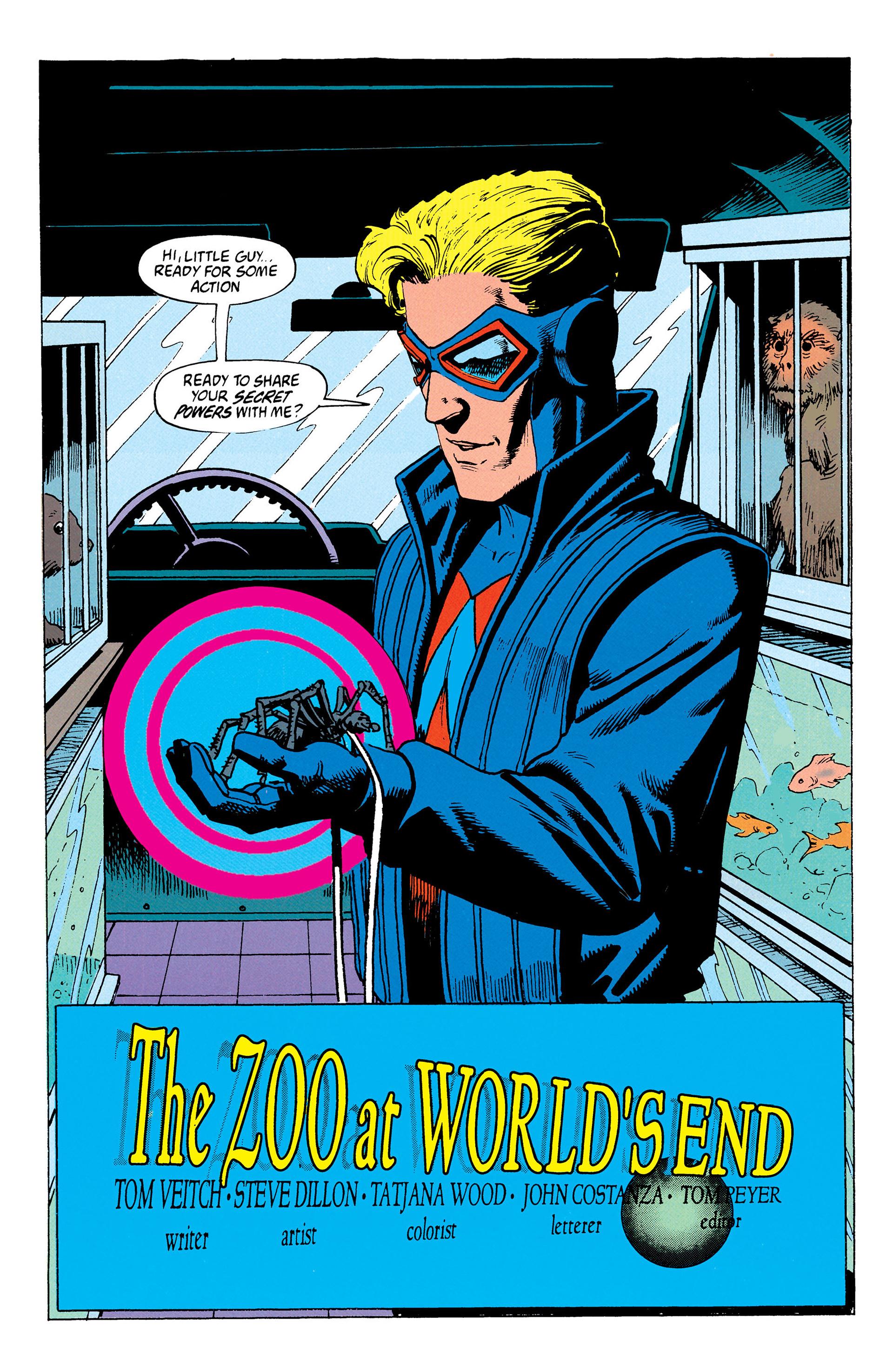 Read online Animal Man (1988) comic -  Issue #37 - 2