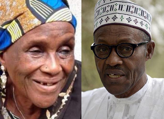 Buhari's elder sister: I speak with him everyday