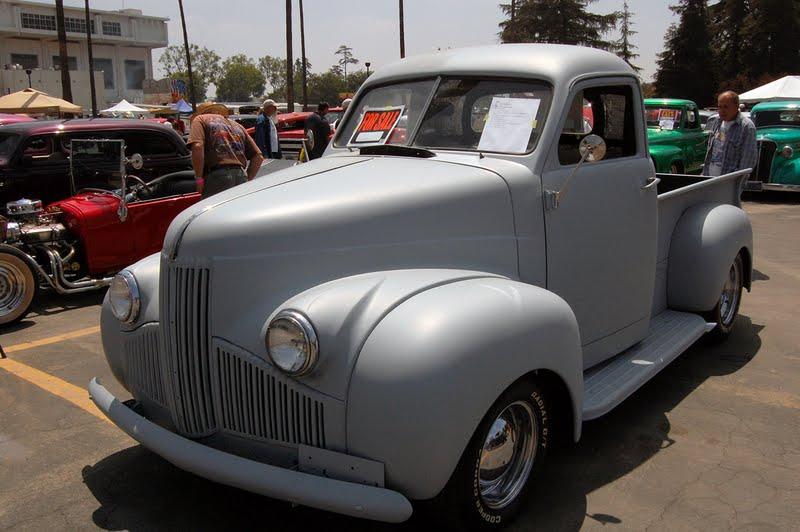 Studebaker Truck Fenders : Wildbillphoto studebaker m pickup