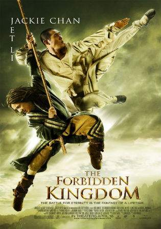 The Forbidden Kingdom 2008 BluRay 350MB Hindi Dual Audio 480p Watch Online Full Movie Download bolly4u