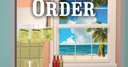 Murder Made to Order by Lena Gregory - #review #giveaway