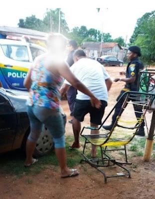 Desentendimento deixa um ferido à bala em Guajará-Mirim