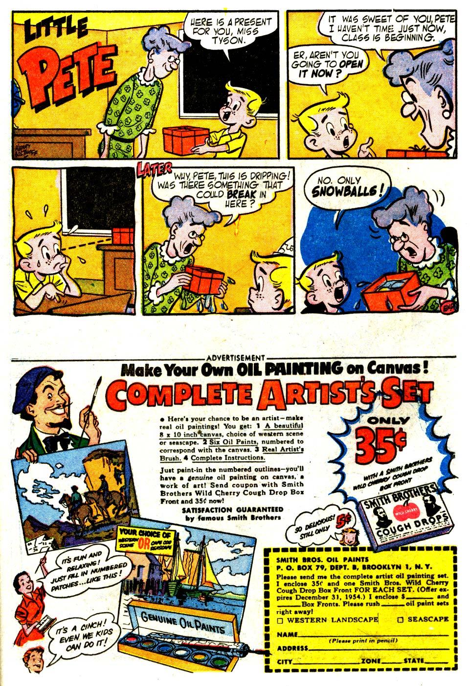 Read online World's Finest Comics comic -  Issue #68 - 37