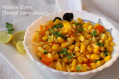 easy quick corn recipes which is mildly spiced and served as a tea snack or kids snack a delicious sweet corn recipe