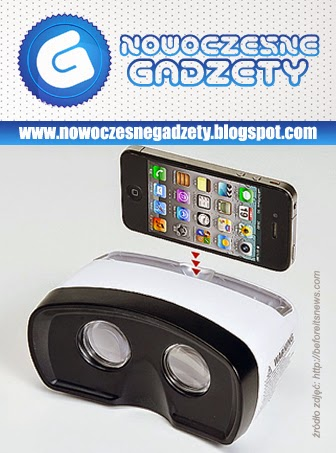 Sanwa YouTube 3D iPhone - gadżety do iPhone