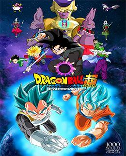 Dragon Ball Super – Torrent Dublado Download (2017) HDTV 720p 1080p