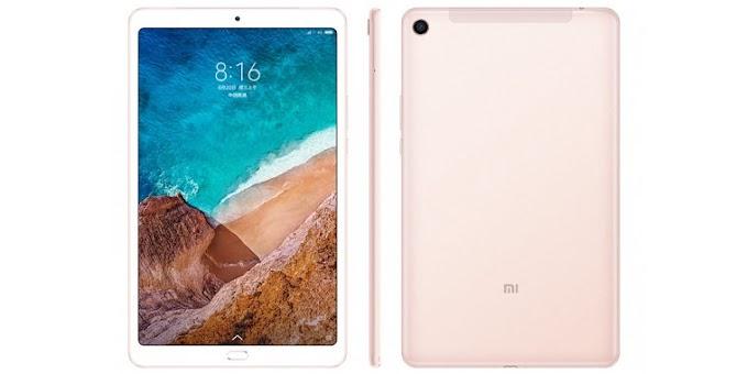 Xiaomi Mi Pad 4 Plus officially announced