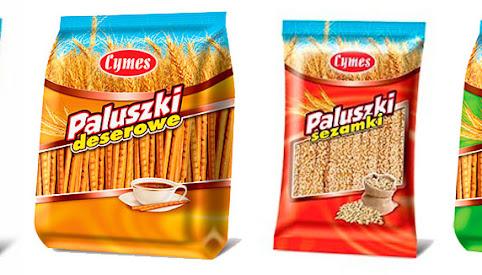 Paluszki, Cymes