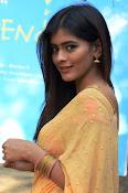 hebah patel cute half saree pics-thumbnail-10