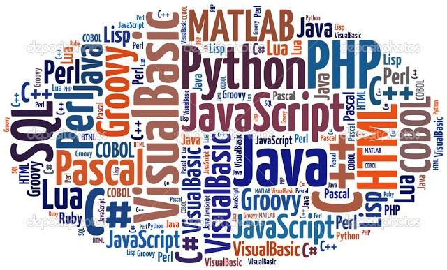 Hasil gambar untuk gambar bahasa pemrograman