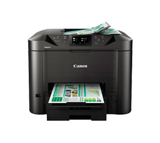 Canon MAXIFY MB5455 Drivers Download