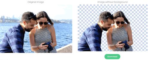 Cara menghapus background foto secara online Cara menghapus background foto secara online