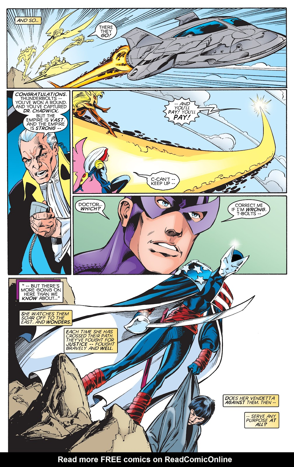 Read online Hawkeye & The Thunderbolts comic -  Issue # TPB 1 (Part 3) - 46