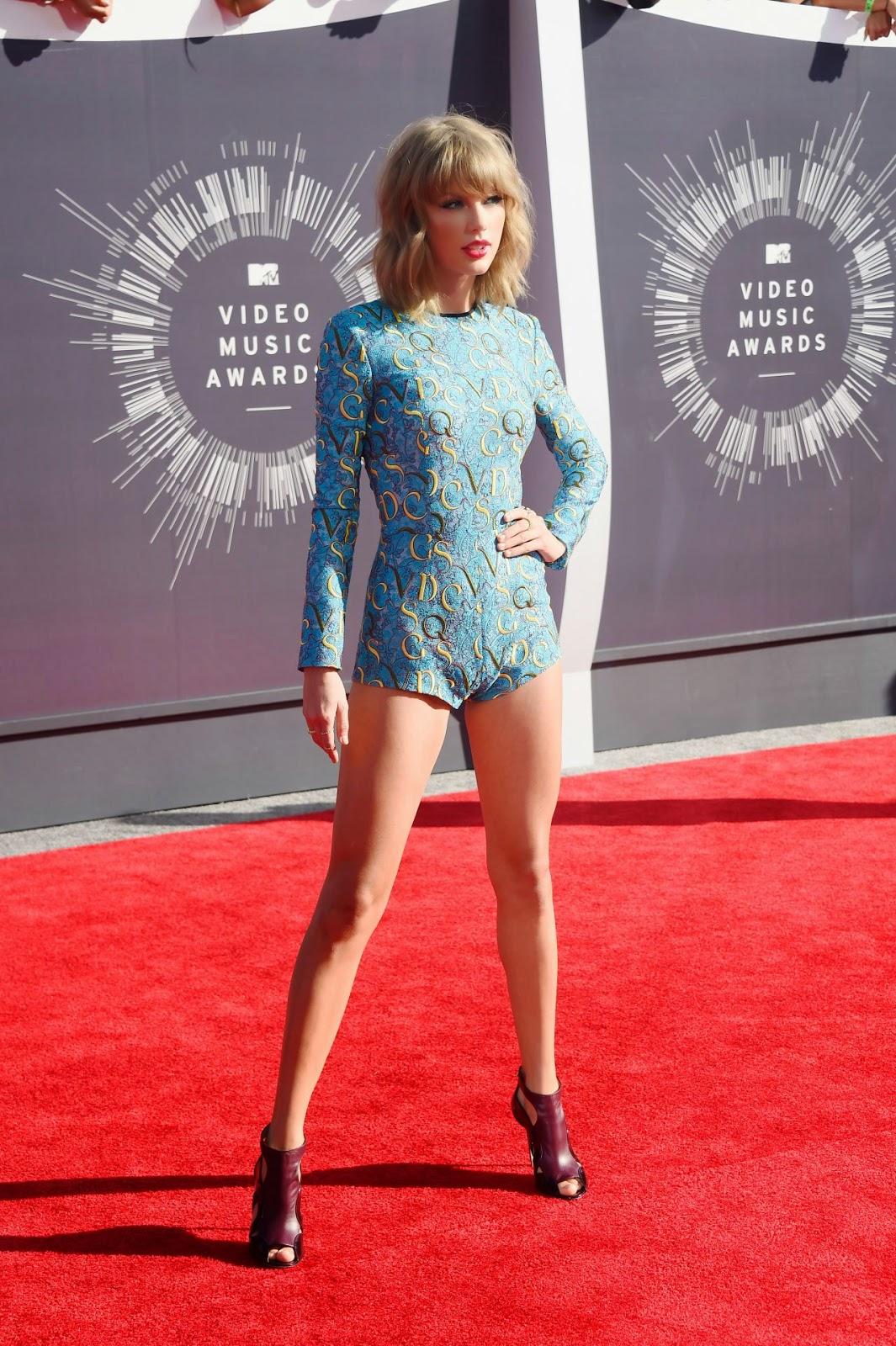 Taylor Swift – 2014 MTV Video Music Awards in Inglewood # ...