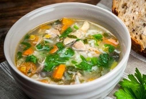 Resep Sup Ayam Kembang Tahu 1