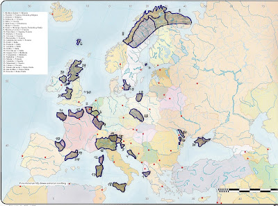 Mapas UE