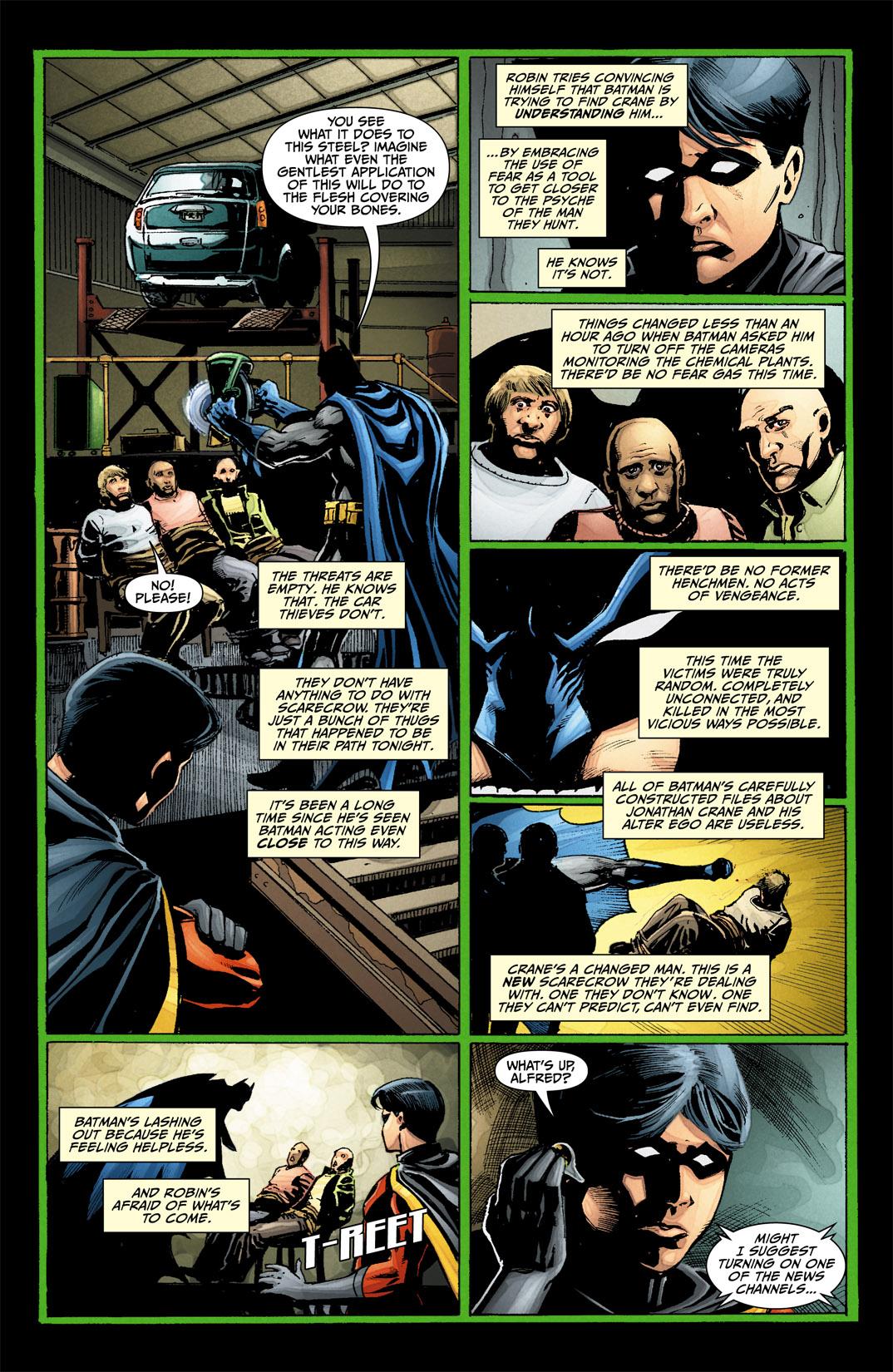 Detective Comics (1937) 835 Page 16